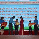 Cao su Đồng Nai trao thưởng hơn 400 triệu đồng cho HSSV giỏi