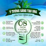 ĐTN VRG phát động 2 cuộc thi chào mừng 90 năm truyền thống ngành