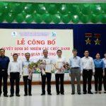 Công bố các quyết định bổ nhiệm chức vụ lãnh đạo Cao su Dầu Tiếng