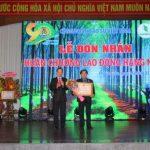Công đoàn Cao su Việt Nam tạo dấu ấn quan trọng trong thành quả của VRG