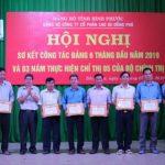 Cao su Đồng Phú: Khen thưởng nhiều tập thể, cá nhân làm theo gương bác