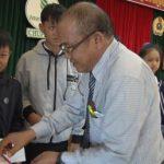 Cao su Chư Păh trao thưởng 524 học sinh