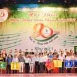 Hội diễn Nghệ thuật quần chúng VRG năm 2019, Khu vực I: Cao su Lai Châu II đoạt giải nhất