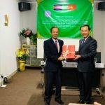 Hình ảnh sinh động cho mối quan hệ hợp tác giữa hai nước