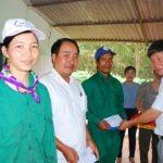 Cao su Mang Yang: Khen thưởng cho nhiều cá nhân và tập thể vượt kế hoạch