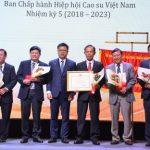 Đẩy mạnh xây dựng thương hiệu Cao su Việt Nam