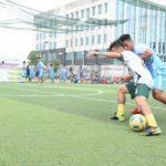Khai mạc giải bóng đá  Thanh Niên VRG Cúp 2019