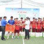 Đội VRG 1 vô địch Thanh niên VRG Cup