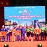 VRG đạt giải 3 thi an toàn, vệ sinh lao động giỏi toàn quốc