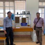 Trường Cao đẳng CN Cao su tham gia thi thiết bị đào tạo tự làm