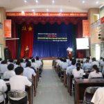 Đảng bộ Cao su Phước Hòa thông tin thời sự cho cán bộ chủ chốt