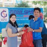 Geru Star đồng hành cùng chương trình bóng rổ học đường
