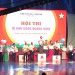 """Đảng bộ Cao su Bà Rịa đạt giải khuyến khích hội thi """"Tự hào Đảng quang vinh"""""""