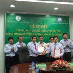 VRG ký quy chế hợp tác với Viện Khoa học Lâm nghiệp Nam Bộ