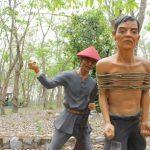 Nhà truyền thống công nhân cao su: Nơi tái hiện và lưu giữ lịch sử ngành cao su