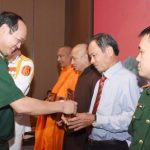 VRG được tuyên dương xây dựng quốc phòng toàn dân