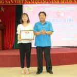 Công đoàn CSVN trao giải hai cuộc thi chào mừng 90 năm truyền thống ngành