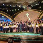 10 doanh nghiệp VRG thuộc tốp 100 Doanh nghiệp bền vững