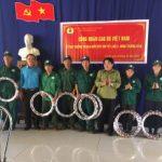 Công đoàn Cao su VN khen thưởng thi đua nước rút tại Cao su Hòa Bình, Bà Rịa