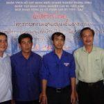 Hồ Minh Hiếu: Người nối nhịp cầu hữu nghị thanh niên Việt - Lào