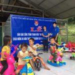 ĐTN Cao su Đồng Nai thực hiện công trình thanh niên chào mừng 90 năm truyền thống