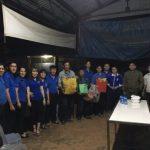 Đoàn Thành niên Cao su Đồng Nai tặng quà chốt bảo vệ