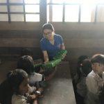 ĐTN Cơ quan VRG: Thực hiện công tác an sinh xã hội tại Campuchia