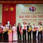 Đảng bộ Trường Cao đẳng Công nghiệp Cao su tổ chức thành công Đại hội điểm