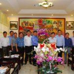 Lãnh đạo VRG chúc tết các tỉnh Tây Nguyên