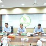 Tổng Lãnh sự Campuchia tại TP.HCM thăm, làm việc với VRG