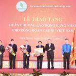 10 sự kiện nổi bật của Công đoàn Cao su Việt Nam năm 2019