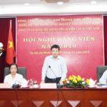 Đảng ủy Cơ quan VRG: Làm tốt vai trò tham mưu