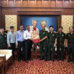 VRG chúc tết các lực lượng Quân đội Nhân dân Việt Nam