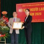Thu nhập bình quân Cao su Mường Nhé - Điện Biên đạt 5,3 triệu đồng/người/tháng