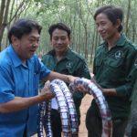 """Ông Phan Mạnh Hùng – UV BCH Tổng LĐLĐ VN, Chủ tịch Công đoàn CSVN: """"Mọi hoạt động của Công đoàn đều ..."""