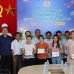 Công đoàn CSVN tặng hơn 3.066 phần quà Tết cho CNLĐ khó khăn