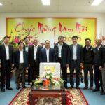 Lãnh đạo VRG chúc Tết tỉnh Lai Châu