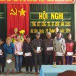 Cao su Chư Pah trao 130 suất quà cho các gia đình chính sách
