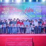 KCN Tân Bình tặng nhiều phần quà có ý nghĩa cho CNLĐ dịp Tết cổ truyền