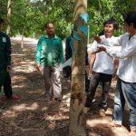 Công ty Phát triển Cao su C.R.C.K thực hiện tốt công tác an sinh xã hội tại Campuchia
