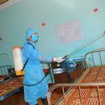 Y tế ngành cao su tích cực phòng chống dịch viêm đường hô hấp cấp