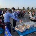 Đoàn Thanh niên Cao su Phước Hòa: Tuyên truyền phòng chống COVID-19