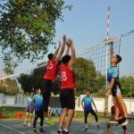 Cao su Dầu Tiếng: Sôi nổi phong trào thể thao đầu năm