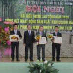 Năng suất vườn cây Cao su Lộc Ninh đạt 2,03 tấn/ha