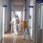 Y tế ngành cao su tích cực phòng chống dịch bệnh viêm phổi cấp