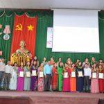 Cao su Bình Long tuyên dương 20 nữ CNVC - LĐ xuất sắc