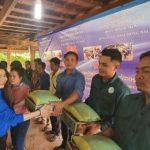 Sẽ hỗ trợ kinh phí cho thanh niên tình nguyện sang làm việc ở Lào và Campuchia