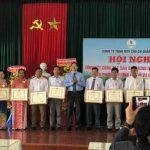 Cao su Quảng Nam quyết tâm hoàn thành 3380 tấn mủ năm 2020