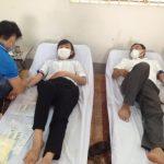 Gần 200 CBCNV Cao su Bà Rịa hiến máu tình nguyện