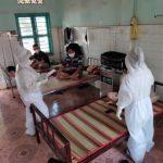 Bệnh viện Cao su Đồng Phú nhận cách ly tập trung phòng dịch Covid-19
